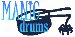 Manicdrums Mobile Logo